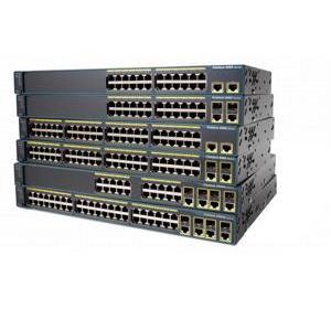 Cisco Catalyst 2960-24TC-L