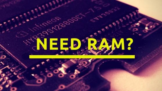 How to Buy computer RAM online?