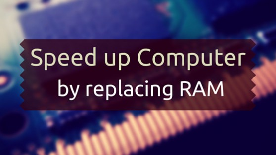 How to speed-up Computer RAM