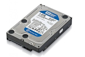 difference between western digital blue and black hard drives