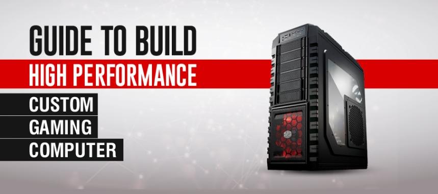 Build Custom Gaming PC