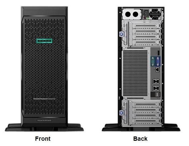 HPE ProLiant ML350 Gen10 Server 877620-001