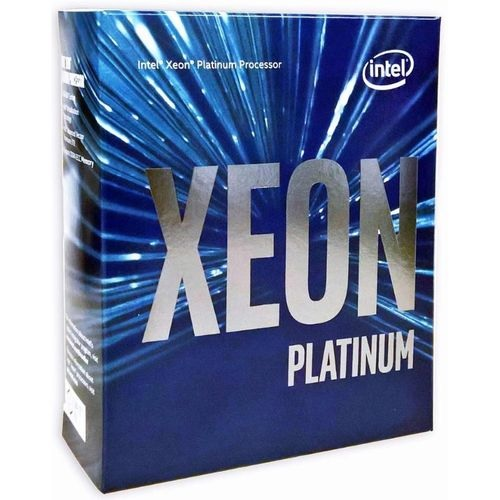 Intel Xeon Platinum Processors