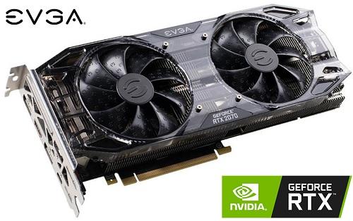 08G-P4-2071-KR EVGA GeForce RTX 2070 Graphics Card