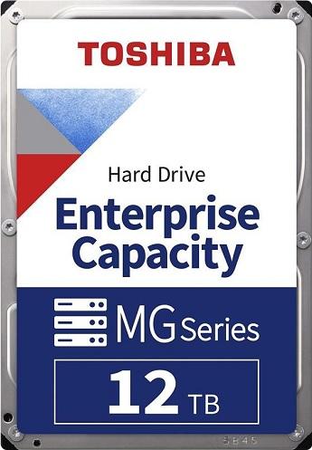 Toshiba MG07ACA12TE Enterprise Capacity 12TB Hard Drive