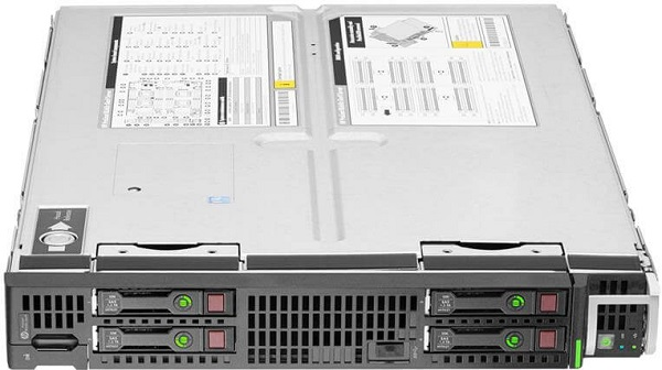HPE ProLiant BL660c Gen9 Server CTO 728352-B21