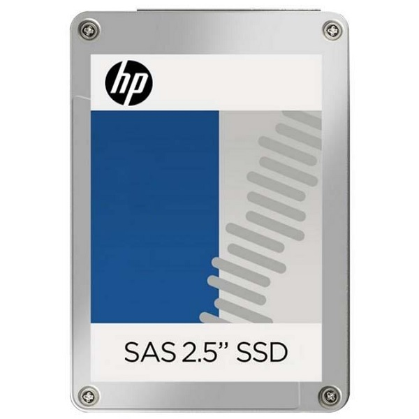 HPE 800GB MLC Enterprise Performance Solid State Drive 741157-B21
