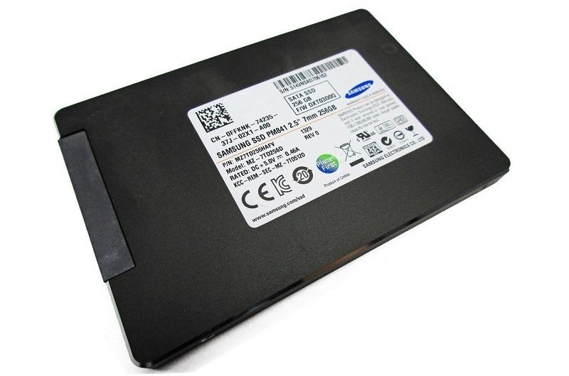 MZ7TD256HAFV Samsung PM841 Series 256GB Solid State Drive