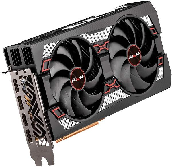 11293-01-20G Sapphire Radeon RX 5700 XT Graphics Card