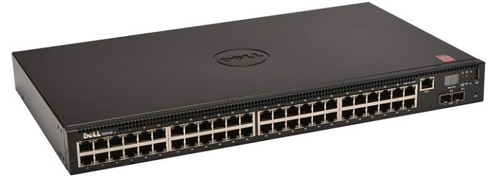 N2048 Dell 48-Ports Rack-mountable Managed Switch