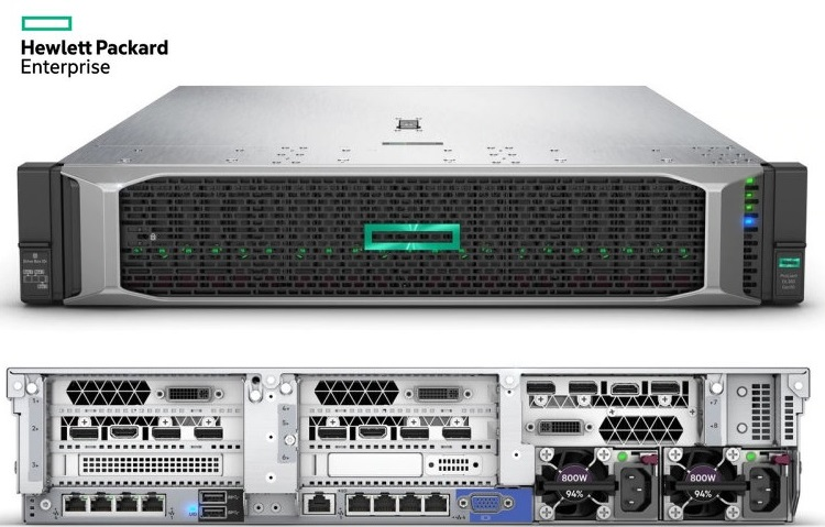 HPE ProLiant DL380 Gen10 Server P02463-B21