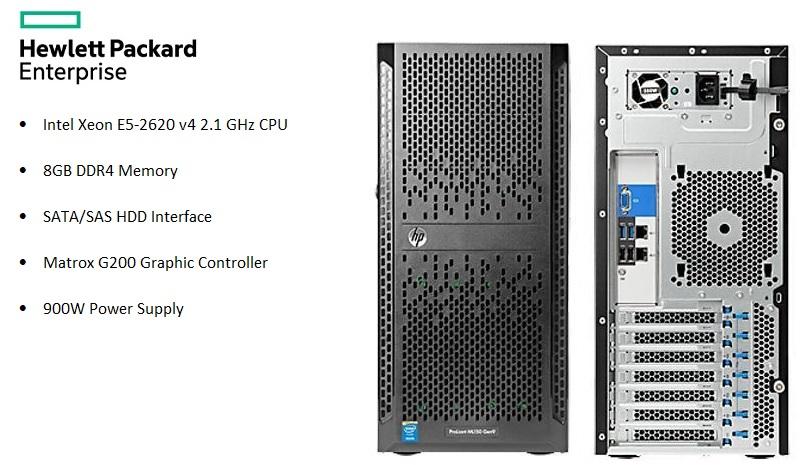 HPE ProLiant ML150 Gen9 Server 834619-S01