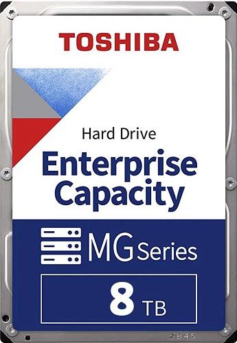 Toshiba MG06ACA800E Enterprise Capacity 8TB Hard Drive
