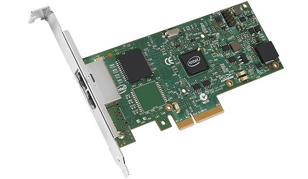 Intel Ethernet Server Adapter I350T2