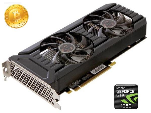 NE5P106117J9-1061D Palit NVIDIA P106-100 Graphics Card
