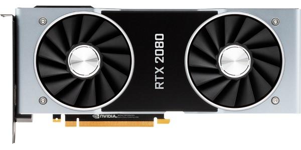 900-1G180-2500-000 NVIDIA GeForce RTX 2080 Graphics Card