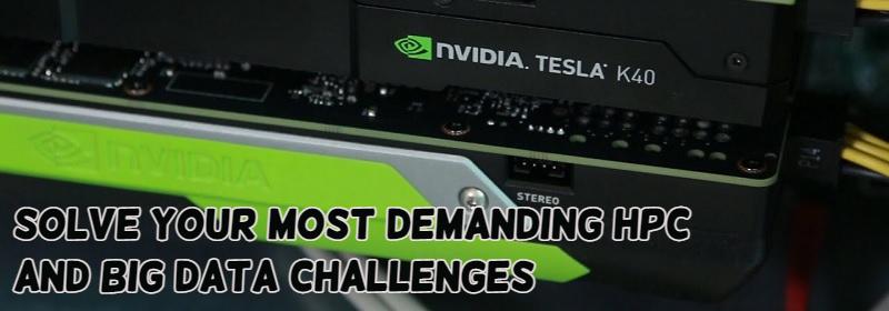 NVIDIA Tesla K40 12GB GPU Accelerator