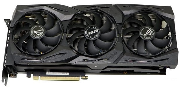 ROG-STRIX-RTX2080TI-O11G-GAMING ASUS GeForce RTX 2080 Ti Graphics Card