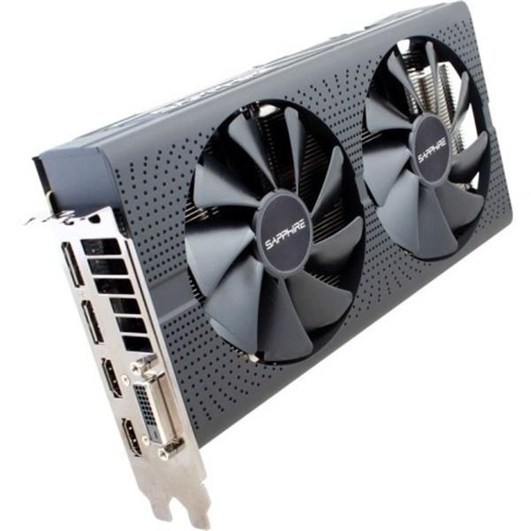 11265-01-20G-A1 Sapphire Nitro+ AMD Radeon RX 580 Graphics Card