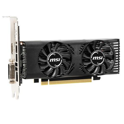 G16504TPC MSI NVIDIA GeForce GTX 1650 Graphics Card