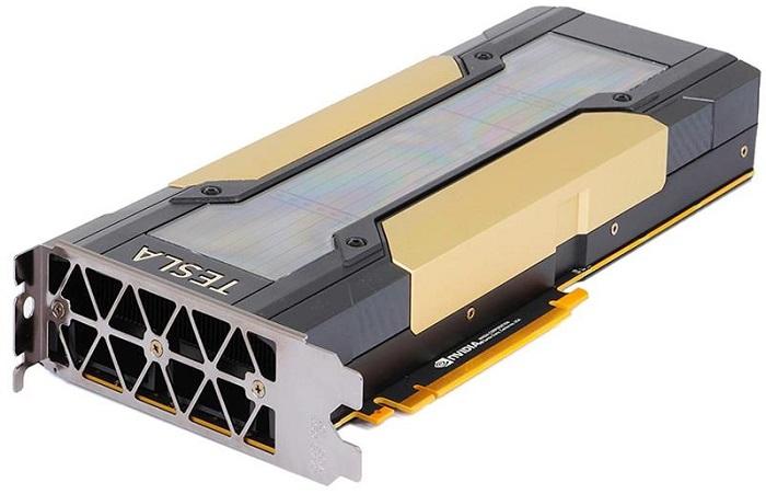 Q9U36C HPE NVIDIA Tesla V100 32GB HBM2 Graphics Card