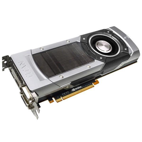 06G-P4-2790-KR EVGA NVIDIA GeForce GTX TITAN Graphics Card