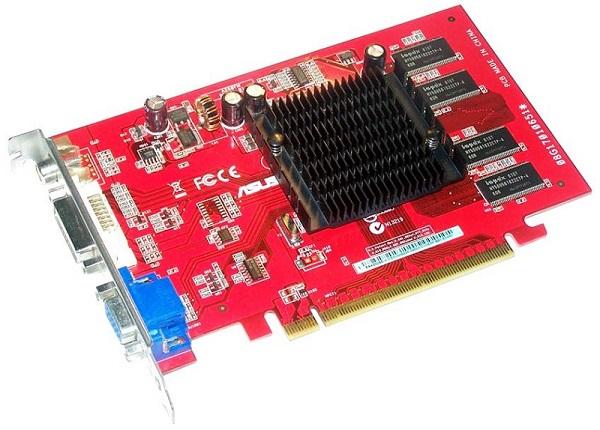 A260FM ASUS ATI Radeon Video Graphics Card
