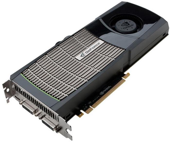 P1022 NVIDIA GeForce GTX 480 GDDR5 Graphics Card