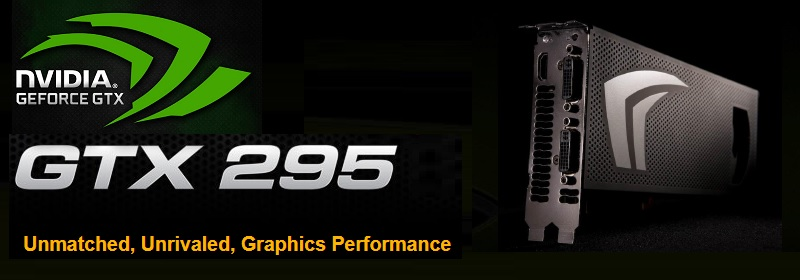 P656 NVIDIA GeForce GTX 295 Video Graphics Card Review