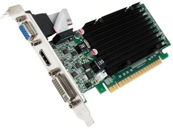 P672 NVIDIA GeForce GTX 460 Video Graphics Card