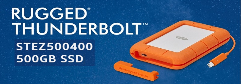 LaCie STEZ500400 Rugged 500GB USB 3.0 Thinderbolt SSD Review