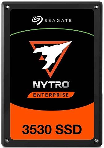 Seagate XS800LE10003 Nytro 3530 800GB eMLC SAS 12Gbps Light Endurance Internal Solid State Drive