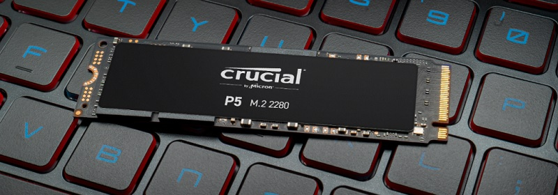 CT1000P5SSD8 Crucial SSD Review