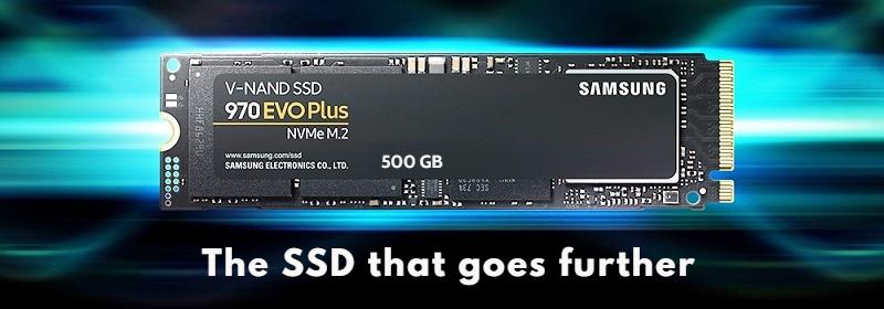 Samsung MZ-V7E500BW 970 EVO 500GB NVMe M.2 2280 SSD Review