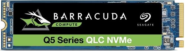 Seagate ZP1000CV3A001 Barracuda Q5 1TB NVMe Solid State Drive