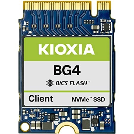 Toshiba KBG40ZNS1T02 Kioxia BG4 1TB Solid State Drive