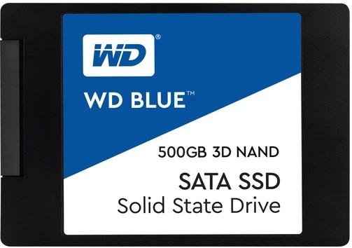 Western Digital Blue WDBNCE5000PNC-WRSN 500GB SATA SSD