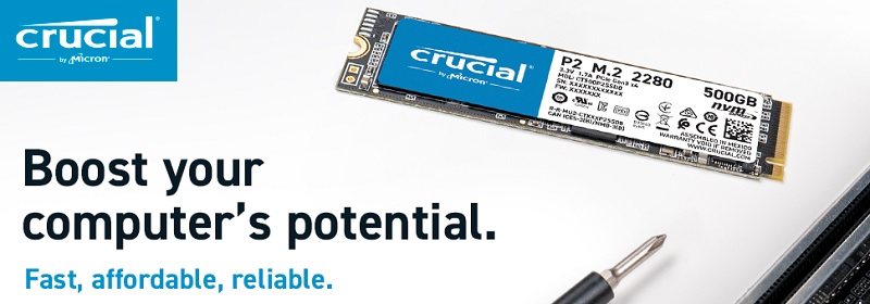 Crucial CT2000P2SSD8 P2 Series 2TB SSD Review