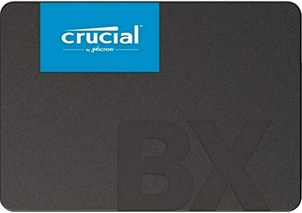 Crucial CT240BX500SSD1 BX500 Series 240GB Internal Solid State Drive