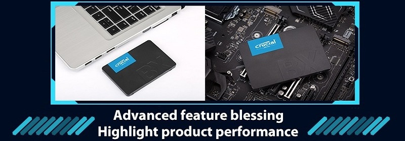 CT240BX500SSD1 Crucial BX500 Series 240GB SSD Review