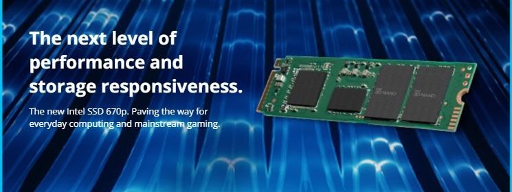 Intel SSDPEKNU010TZX1 670p Series 1TB SSD Review