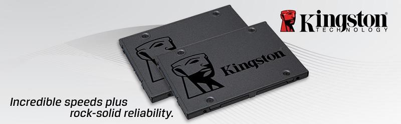 Kingston SA400S37480G A400 Series 480GB SSD Review