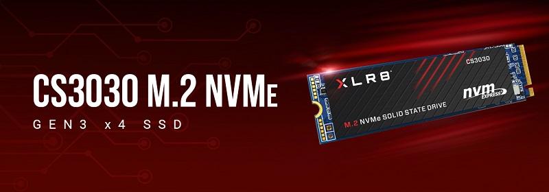 PNY M280CS3030-2TB-RB CS3030 2TB NVMe M.2 2280 SSD Review