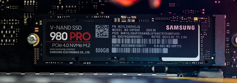 Samsung 980 PRO Series MZ-V8P500BAM 500GB NVMe SSD Review