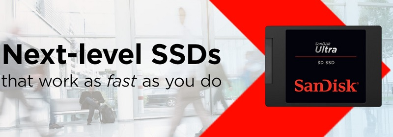 SanDisk Ultra 3D SDSSDH3-1T00-G25 1TB TLC SATA 6Gbps SSD Review