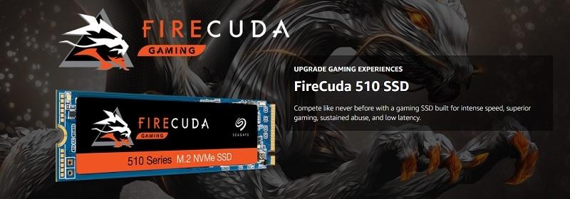 Seagate ZP2000GM30021 FireCuda 510 Series 2TB SSD Review