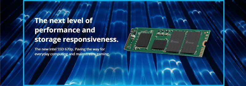 Intel SSDPEKNU020TZX1 670p Series 2TB QLC NVMe M.2 2280 SSD Review