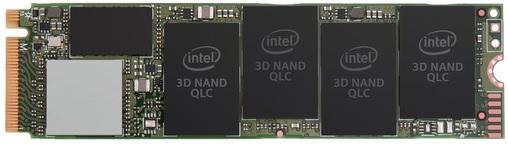 Intel SSDPEKNW512G8X1 660p Series 512GB NVMe Solid State Drive