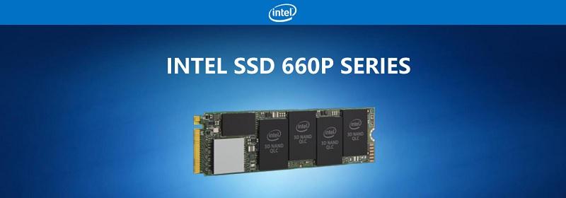 Intel SSDPEKNW512G8X1 660p Series 512GB QLC SSD Review
