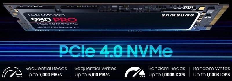 Samsung 980 PRO Series MZ-V8P2T0BAM 2TB NVMe SSD Review